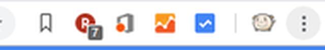 Google Publisher Toolbarのアイコン
