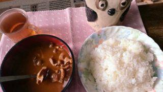 砂肝入りスープカレー